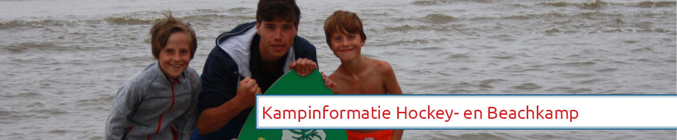 Hockey- en beachkamp
