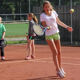 Tenniskamp Nationale Sportkampen