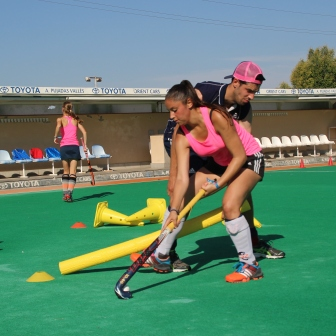 Hockey Camp Spain