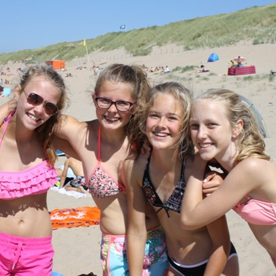 Hockeykamp Hockey en Beach