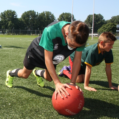 Nationaal Toprugbykamp